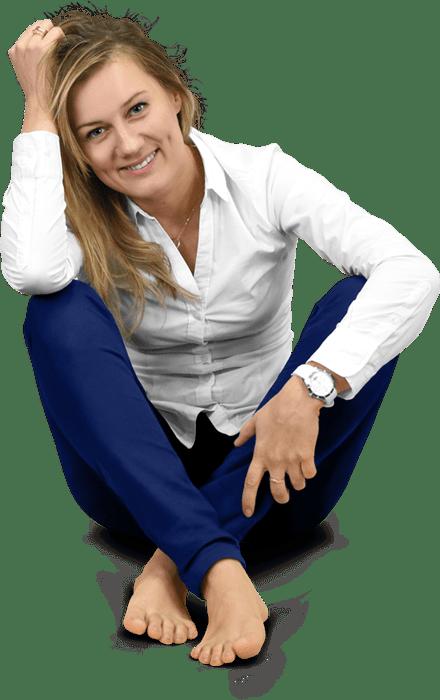 Małgorzata Tchurz - autorka programu KREBS