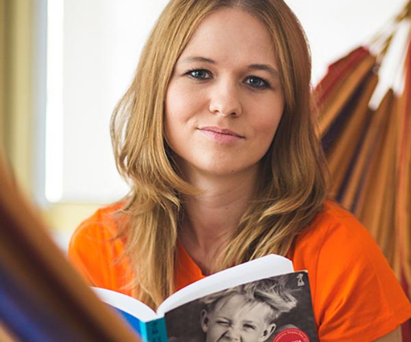 Małgorzata Tchurz - terapeuta neurorozwojowy