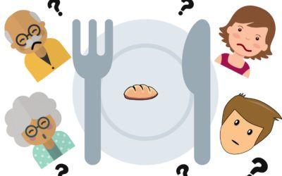 Jaki kontekst zachowań jedzeniowych tworzysz dla Twojego dziecka z trudnościami w jedzeniu?